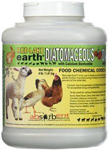 absorbant Products Ltd. 087311Lac Rouge terre Terre de diatomée 4Pichet No.
