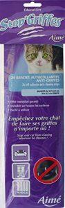 Aime Griffoir Stop Griffe Adhésif pour Chat