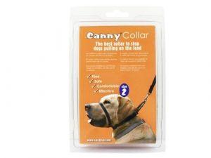 Canny Co (Lot de 10) Noir Canny Collier Taille 2