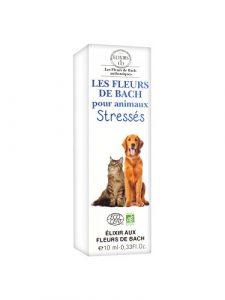 Elixirs & Co Les Fleurs de Bach pour Animaux Stressés 10 ML