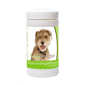 Healthy Breeds Saine Breedsgrooming Lingettes