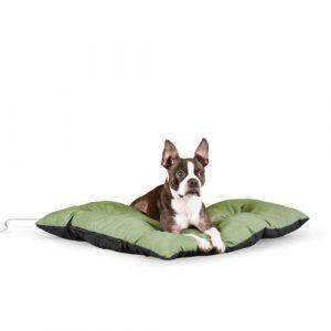 K&H Manufacturing K & H de Fabrication thermo-cushion Lit pour animal de compagnie