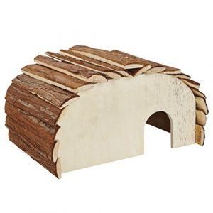 Maison de hérisson en bois, station d'alimentation, hibernation abris