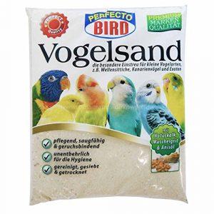 Oiseaux Sable 2,5kg hygiénique asepsie naturelle