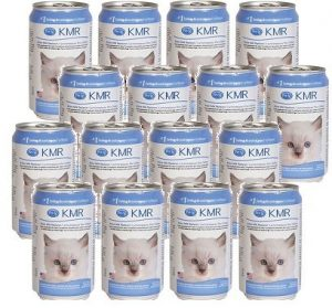 Pet Ag KMR Lait Liquide replacer 226,8 gram canettes (lot de 24)