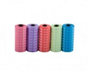 Sachets hygiéniques Fidoroll-5 rouleaux de 15 sacs à excréments