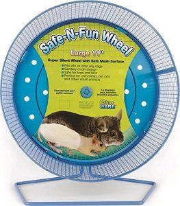 Ware Safe-n-fun de roue pour petits animaux