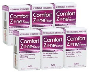 Zone de confort recharge 48ml bouteilles 6-pack