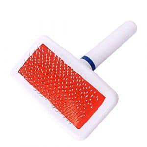 Artistic9(TM) pour animal domestique la chute de toilettage Cheveux fourrure Brosse Aiguille Peigne râteau Outil
