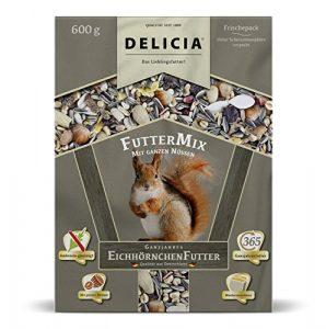Delicia écureuil Doublure Mix 600g.