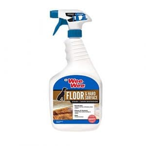 Four Paws Floor & Hard Surface Stain & Odor Destroyer Solution for Dogs 32 oz