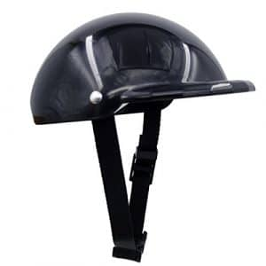Geekbuzz casque de chien pour animal domestique Chapeau motard Moto Ridding Sports Doggie Chiot protection de capuchon