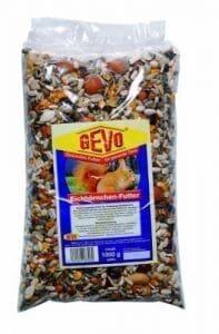 Gevo Nourriture pour écureuil 1 kg