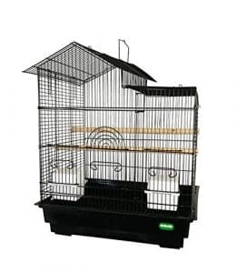 Heritage Cages 5025 Blenheim X/Large 47 x 36 x 56 cm perruches Cage Finch Canaries Cages à Oiseaux