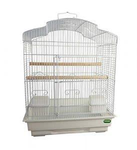 Heritage Cages 5026Windsor X/Large 47x 36x 56cm perruches Cage à Oiseaux Finch Canaries Oiseaux Maison Animal Domestique Cages