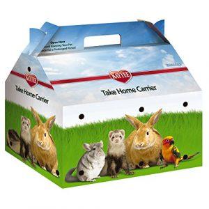 Kaytee Take-home/boîte de transport pour animal, XL, 50par Coque