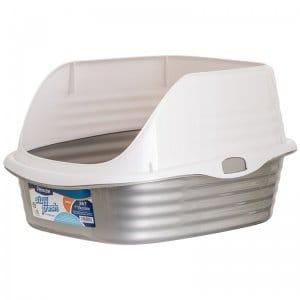 Petmate 2220618,7x 15,5x 10.6rester Freshtm cerclé Maison de toilette assortis par Doskocil de fabrication
