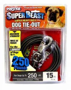 Prestige super-beast Touch, laisse pour chien 15-feet par Boss Pet Products
