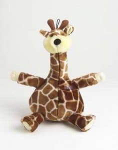 Aspen pour animal domestique ventre XLarge Girafe 54272