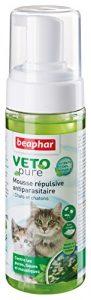 Beaphar – VETOpure, mousse répulsive antiparasitaire – chat et chaton – 150 ml