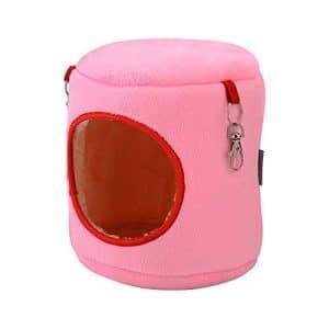 CHCUAN pour Animal Domestique Portable Tissu Parc de Voyage Maison Niche Tente Idéal pour du Chiot, Chiens, Chats, Lapins–Lavable, léger,