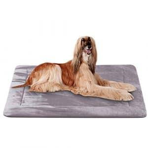 Doux Coussin Pour Chien, Tapis Panier de Antidérapant et Lavable, Luxe Matelas XL Hero Dog