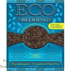 FiberCore 070129Eco Parure de lit avec Odor Control Store Utilisation Marron, 13,6kilogram