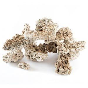 iQuatics séchées Reef Rock 20kg–Mixtes Boîte