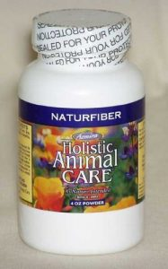 Naturfiber Holistic Animal Care, 113,4 Gram