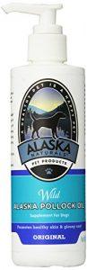 Alaska Naturals Pet Products Pollock Huile pour chiens, 226,8gram