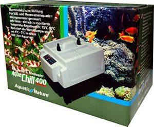 Aquatic Nature Aqua Chill kühlaggregat 400pour Aquarium d'eau douce et eau de mer
