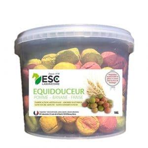 ESC Equitation – Equidouceur 1 Kg – Friandises pour Chevaux et Poneys