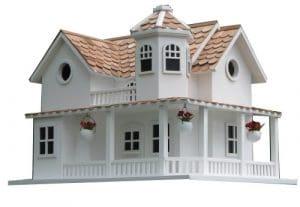 Home Bazaar Post Lane Birdhouse