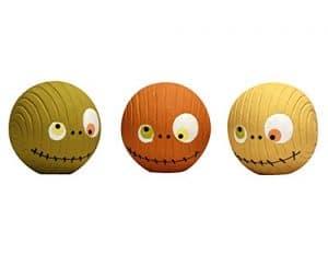 Hugglehounds extrêmement robuste et couineur Ruff-tex Têtes de zombie Toys
