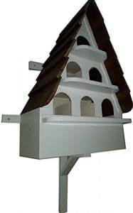 Keiths cottage 6Trous fabriqué à la Main de Taille Moyenne Colombier (Édifice) Faite à la Main dans Le Gallois Les Vallées