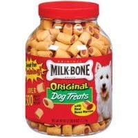 Milk-Bone Original Dog Treats, 40 oz. by Del Monte Foods (English Manual)