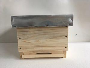 Mini Plus Butin en bois complet avec sac à nourriture pour animaux et rähmchen