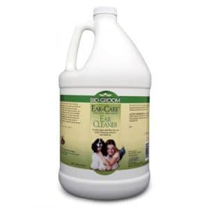 Bio-groom pour Animal Domestique d'oreille Care Cleaner, 1-Gallon