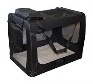 D&S Vertrieb Boîte de transport pour chien 91,4 x 63,5 x 63,5 cm