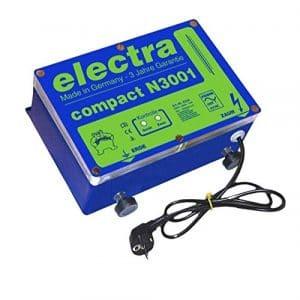 Electra E044Clôture Appareil pour clôture électrique Electra 230V n3001