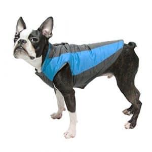 Gooby Active Trekking Veste pour chien, XL, Saumon Rouge