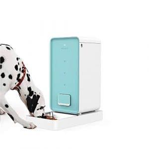 Mangeoire pour animaux de compagnie, Smart Cat Feeder mangeoire automatique pour animaux de compagnie pour chats et chiens, double Fresh Lock System distributeur d'aliments pour animaux de compagnie