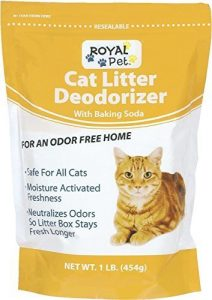 Royal Pet Litière pour chat Deodorize (lot de 6)