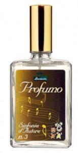 Baldecchi–Parfums Ligne Symphonie d'auteur SINFONIA nr. 3