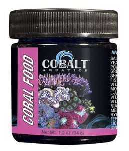 Cobalt Aquatics Coral Food Powder, 1.7-Ounce by Cobalt Aquatics