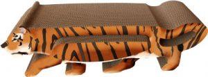 Imperial Cat Tiger Rayures N 'Formes, Grande