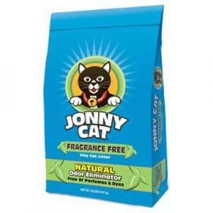 Jonny Chat sans parfum Sac de litière pour chat, 9,1kilogram par Jonny Chat