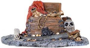 "ORIGINES – Ornement Pirate Treasure Multicolor – 7,25"" x 6"" x 3,5"""