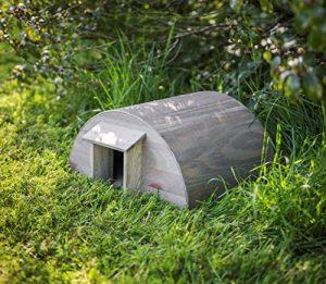World Maison pour hérisson en bois Garden Trading