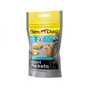 GIMDOG Nutripockets 45gr agile – Snacks pour chien